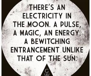 sun moon, bewitching, and in the moon image