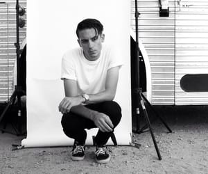 black & white and g-eazy image