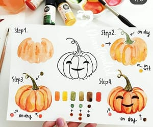 arte, ️️hallowen, and dibujos image