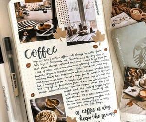 arte, cafe, and cuaderno image