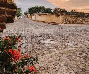 city, guatemala, and antigua image