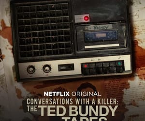 documentary, ted bundy, and film image