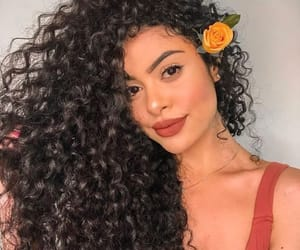 beautiful, curl, and curly hair image