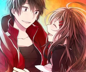 anime, anime girl, and kagerou project image