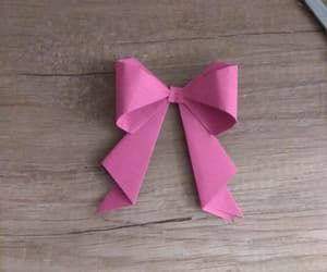 as, bow, and Paper image