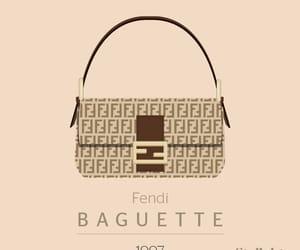bag, baguette, and closet image