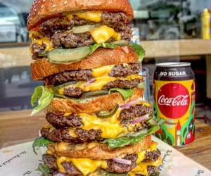 beef, cheese, and delicious image