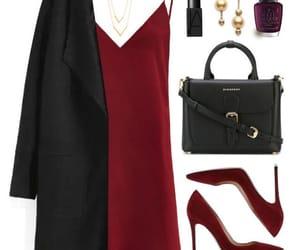dress, Polyvore, and fashion image