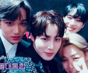 exo, SHINee, and exol image