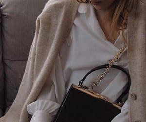 bag, details, and fashionable image