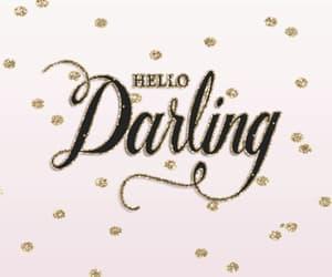 hello darling image
