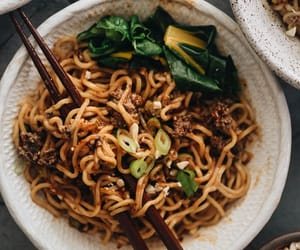 chinese food, food, and recipe image