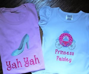 etsy, t-shirt, and princess carriage image