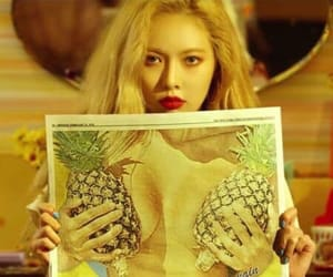 wonder girls, 4minute, and troublemaker image