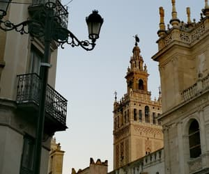 seville, arquitectura, and exteriores image