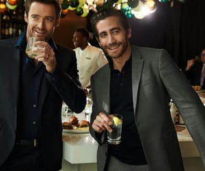 hugh jackman, jake gyllenhaal, and actor image