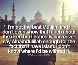 islam, muslims, and quotes image