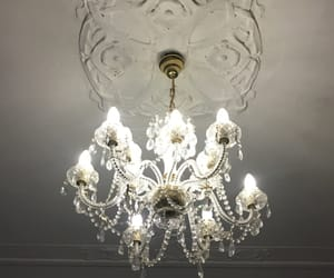 chandelier, iphone, and Poland image