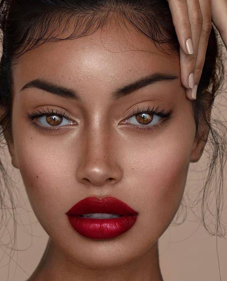 Beautiful Makeup Looks On We Heart It