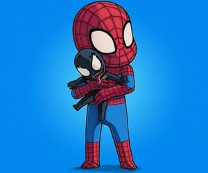 spiderman and draw image