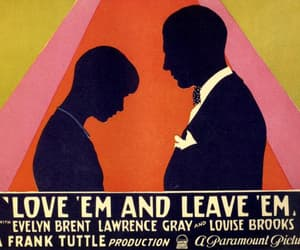 louise brooks and love 'em and leave 'em image
