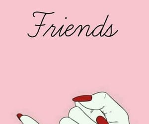 best friends, pretty, and bff image