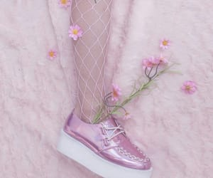 aesthetic, pink, and tumblr image