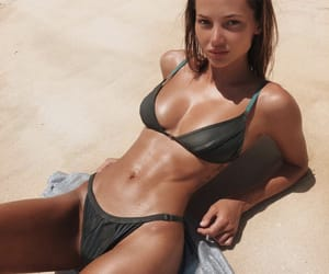 abs, beach, and body image