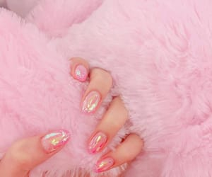 nails, nail art, and fashion image