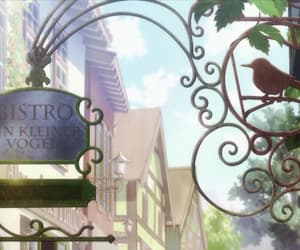gochiusa, anime, and scenery image