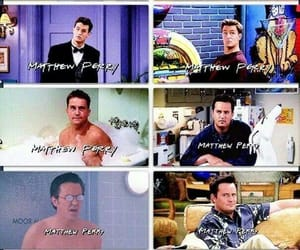 chandler bing, series, and Matthew Perry image