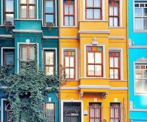 architecture, colors, and istanbul image
