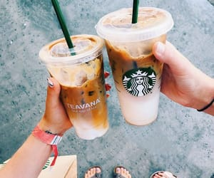article, starbucks secret menu, and butterbeer frappuccino image