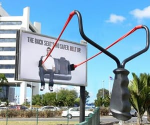 funny advertising image