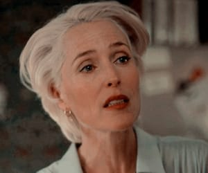 gillian anderson, sex education, and netflix image