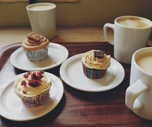 coffee, places, and cupcakes image