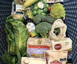 broccoli, grocery, and grocery shopping image