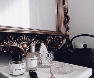 details, mirror, and perfume image