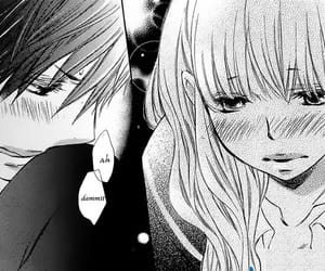 couple, manga, and manga shoujo image