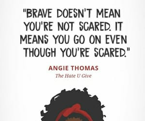 book, quote, and the hate you give image