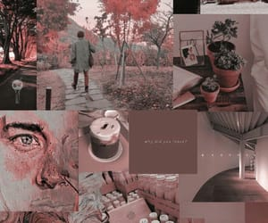 aesthetic, brown, and grunge image