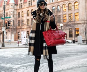 blogger, Burberry, and christian louboutin image