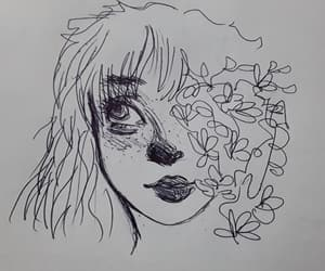 aesthetic, art, and draw image