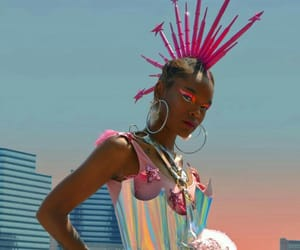 aesthetic, Afro, and alternative image