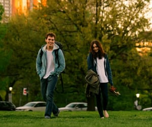 couple, lily collins, and love rosie image