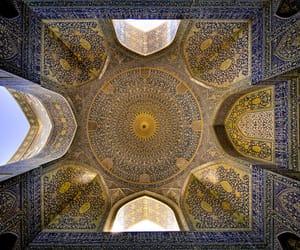 iran, mosque, and irqn image