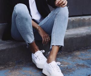 clothes, jeans, and white image