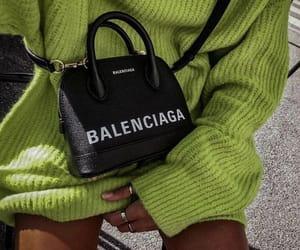 Balenciaga and bag image