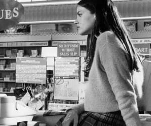 black and white, Empire records, and liv tyler image