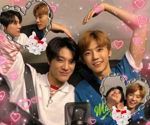 heart, softcore, and jaemin image